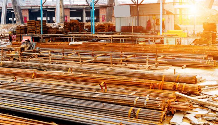 مراحل تبدیل آهن به میلگرد ساده صنعتی