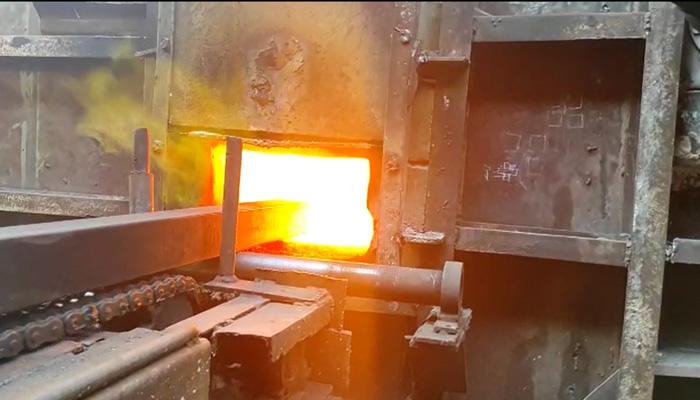 تغییر شکل فولاد