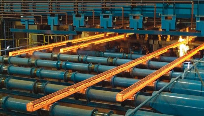 عملیات کشش در صنعت فولاد